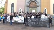 Protesto Contra Reforma da Previdencia